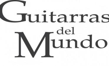 Esta noche Guitarras del Mundo