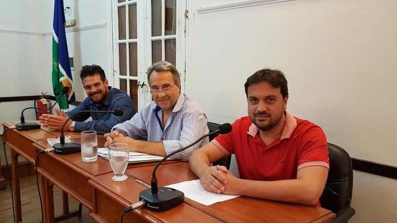 Guzmaroli pide un aumento el los fondos de la Tarjeta Única de Ciudadanía