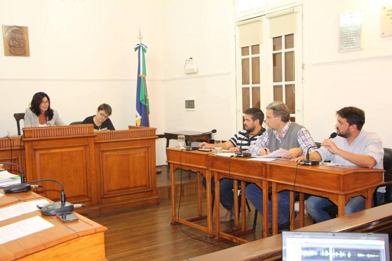 Casalegno reiteró pedido para que Rasetto informe sobre el manejo de subsidios