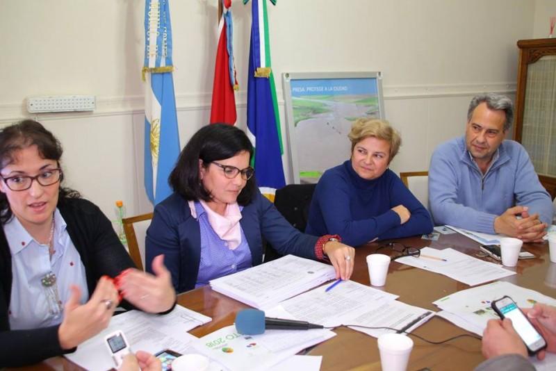 Clerici presentó el proyecto de presupuesto 2018