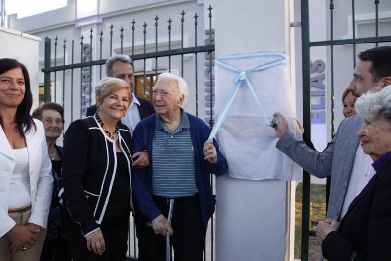 Clérici habilitó la ampliación del Museo Histórico Municipal Elias Bertola