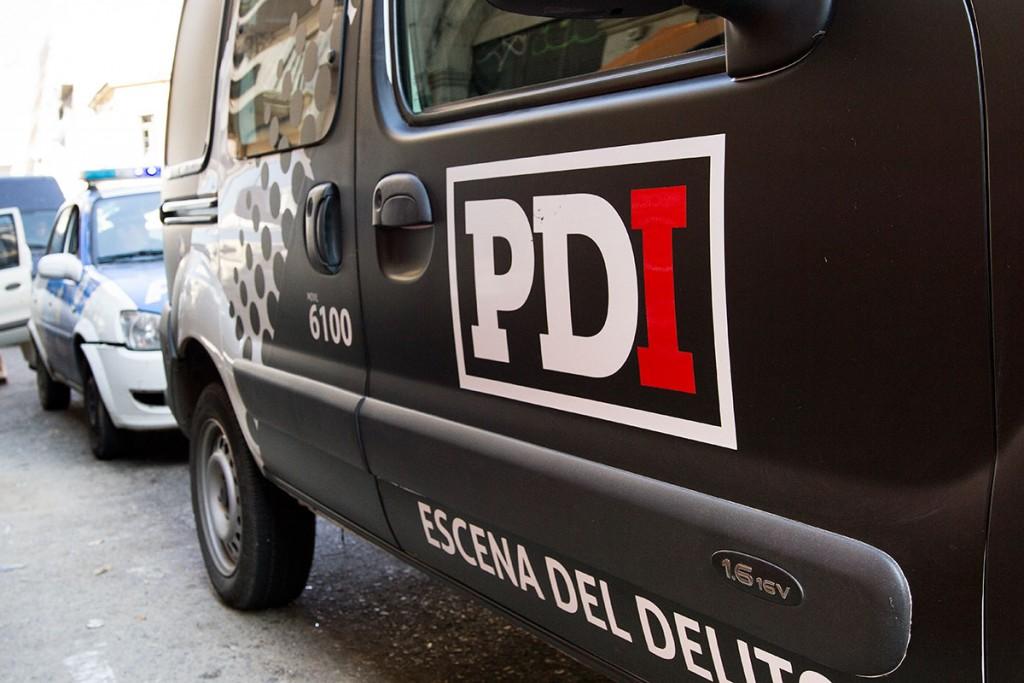 Accidente en el kilometro 357 de la autopista Rosario Córdoba
