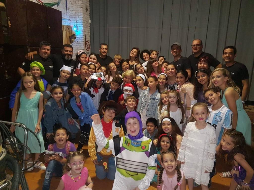 Patas de Duende cerró su temporada en el teatro Verdi