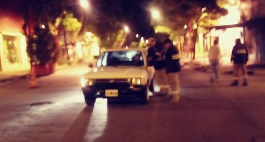 Ocho vehiculos retenidos en control de alcoholemia