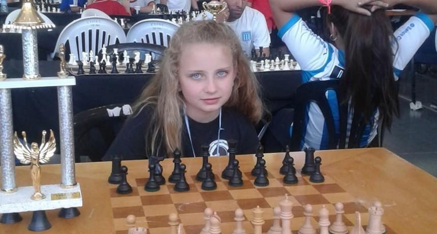 Una niña de Larguía paraticpará de una instancia mundial
