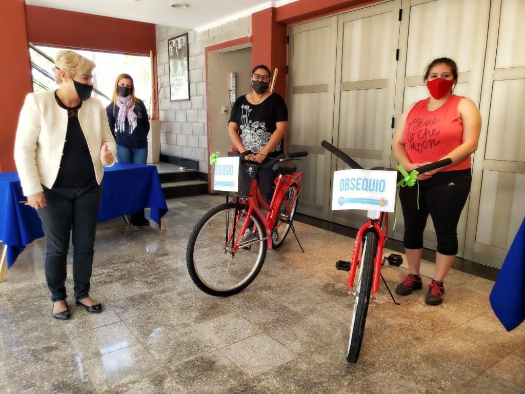 Finalizó la iniciativa 30 días en bici con importantes premios