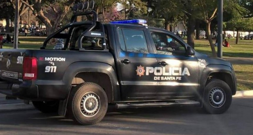 La policía recuperó dos motocicletas