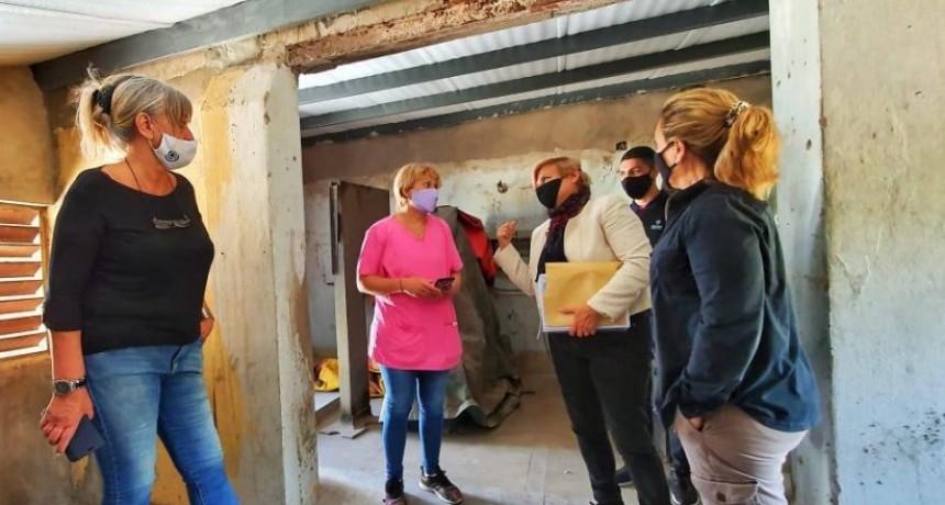 Aportes del Municipio para remodelaciones en el Teatro Cervantes