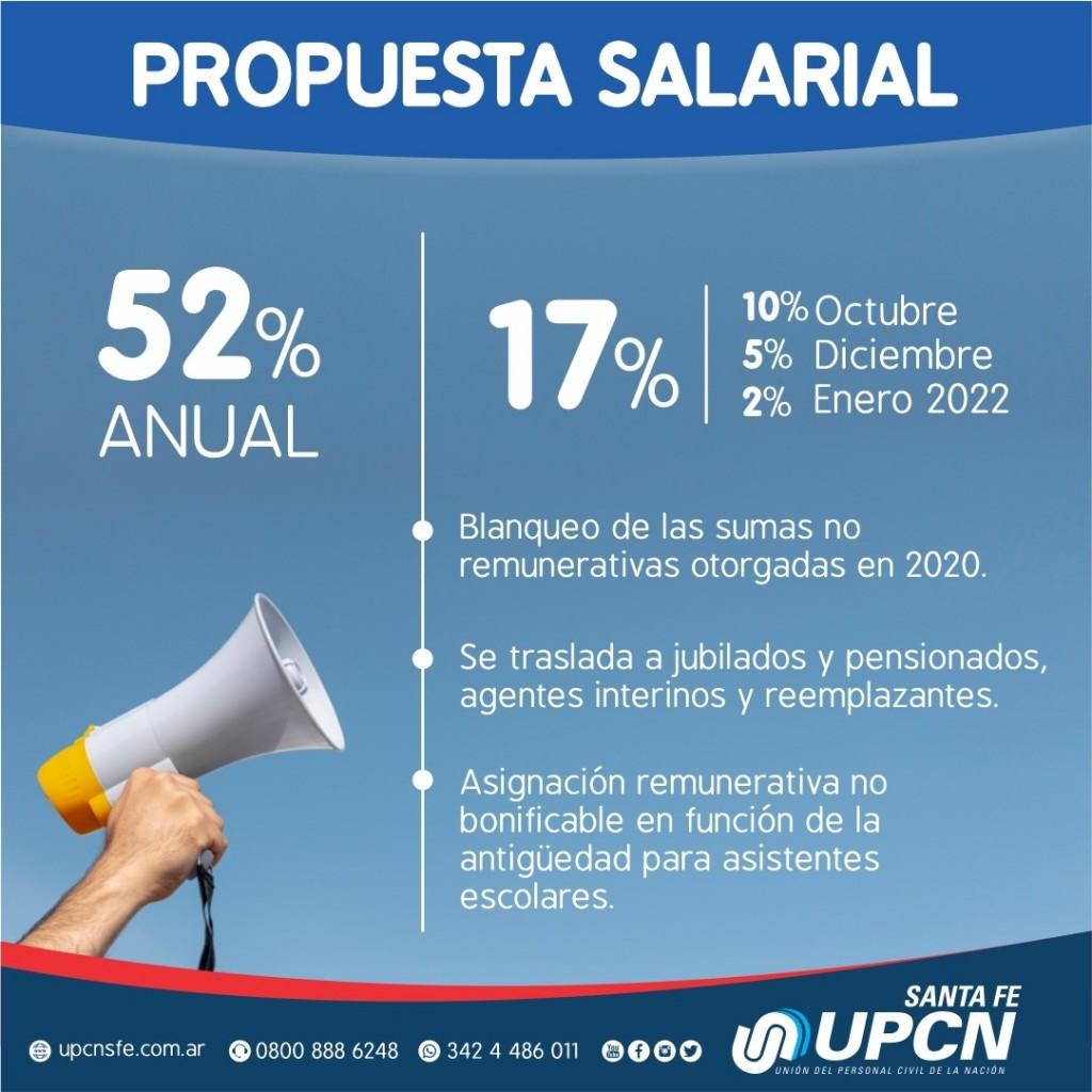 Empleados públicos aceptaron la propuesta salarial