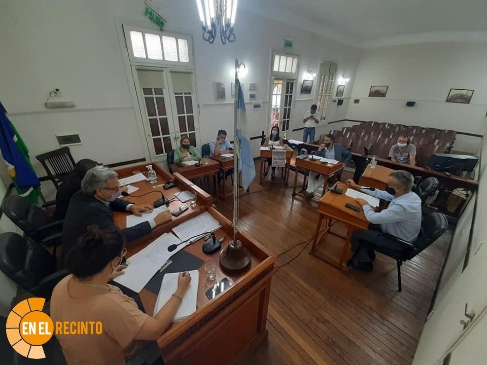 El Municipio presentó el presupuesto 2022 que fue enviado a Estudio de Comisión