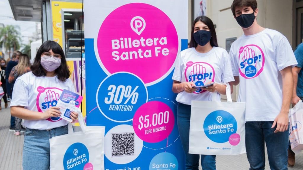 Billetera Santa Fe: la Provincia recuerda los canales de reclamos y consultas