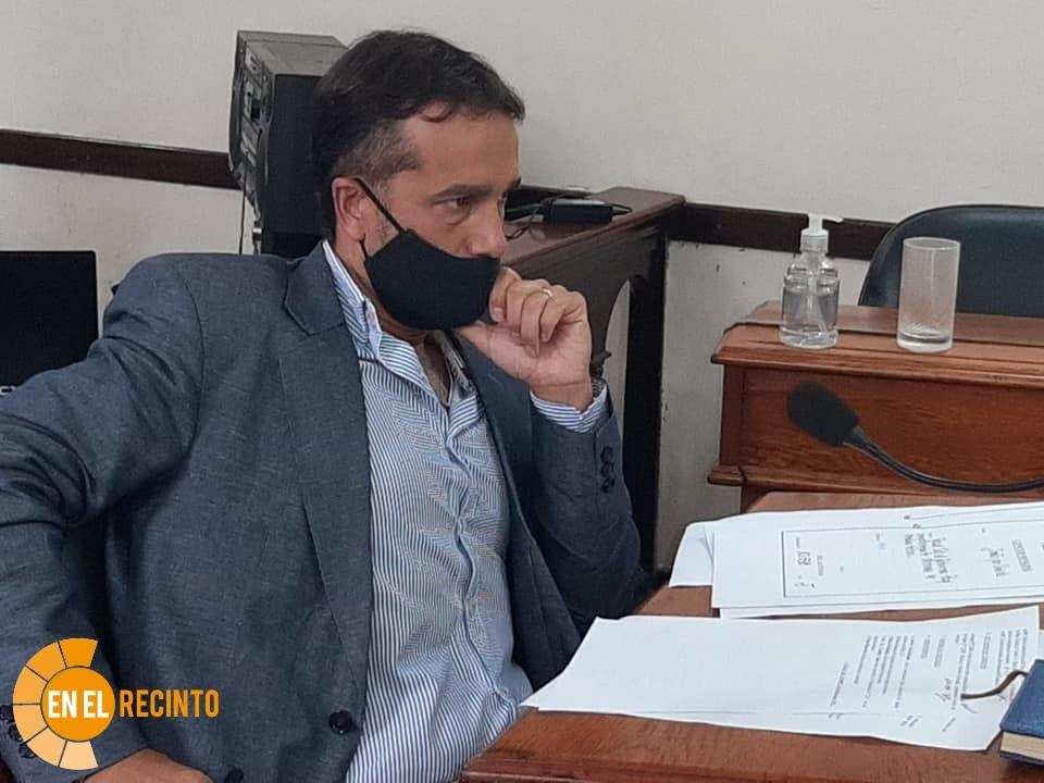 Mazzoli pidió que el Municipio cumpla con informar trimestralmente como funciona el sistema de Taxis