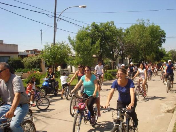 Bicicleteada Saludable