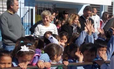 Alumnos de la Escuela Almafuerte viajaron a Rio Tercero
