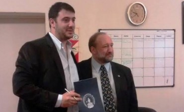 Convenio entre el Concejo Municipal y la Universidad Nacional de Rosario