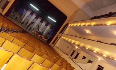 El Teatro Verdi recibió  23 mil pesos para obras