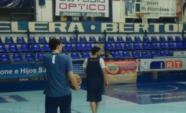 Sport con tres partidos preparatorios para el inicio de la Liga de Basquet