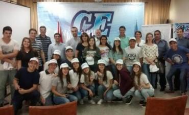 Alumnos presentaron trabajos de Educación Vial en el Centro Económico