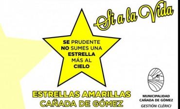 Actividad del Municipio y Estrellas Amarillas