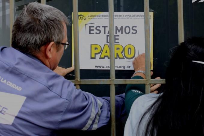 Ratifica el paro de 48 hs y la movilización a Casa de Gobierno
