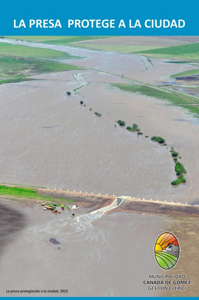 El Municipio recuerda la trágica inundación a 16 años