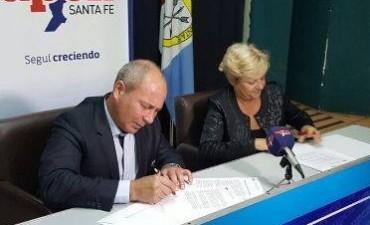 Municipio y UPCN firmaron convenio de reciprocidad cultural y capacitación