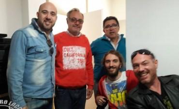 Perro Loco firmó contrato con discográfica nacional