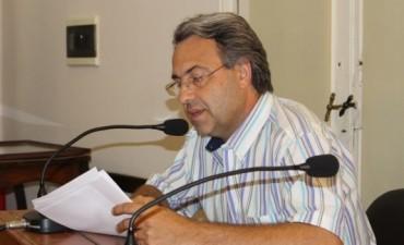 Casalegno reclamó los fondos para el playón de la vecinal 2 de Abril