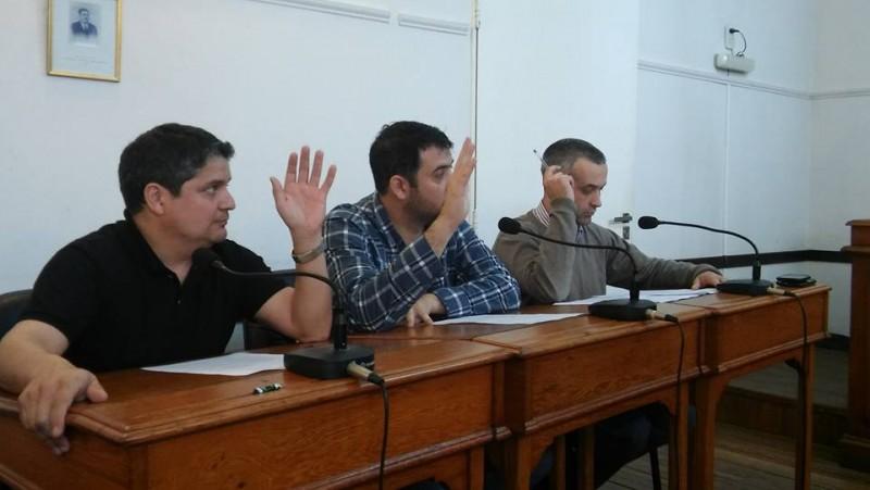 Tres pedidos de informes que no fueron aprobados