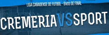 Franco Oviedo en la previa del duelo del sábado de 8vos. de final