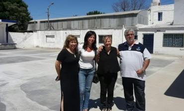 Con aportes del Municipio se hicieron mejoras en el Club San Martín