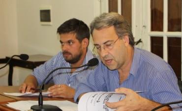 Casalegno pide la incorporación del Municipio a un programa del Gobierno Provincial
