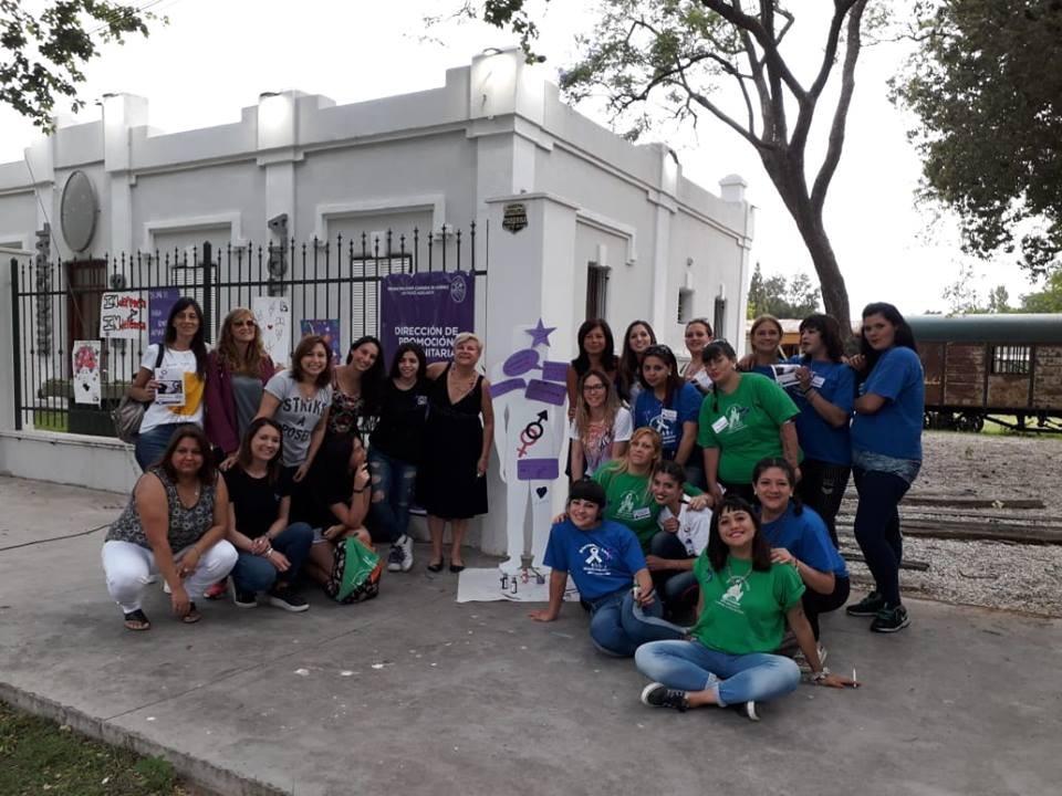 Jornada por el Día de la No Violencia contra la Mujer