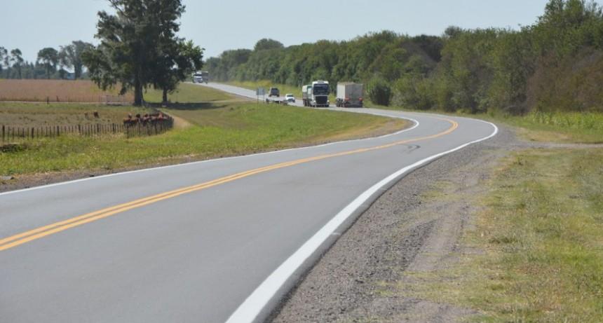 La Nacion rehabilitará la ruta 178 entre Villa Eloisa y Las Parejas