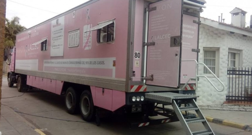 Campaña de ALCEC contra el Cancer de mamas