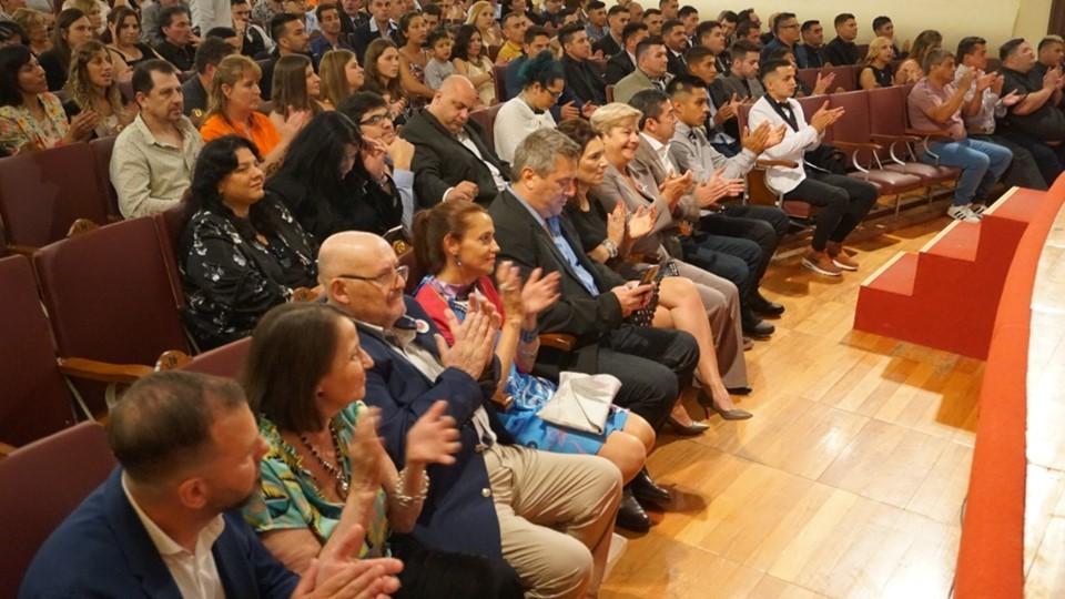 Asociación Nazareth realizó su 30º Acto de Graduación