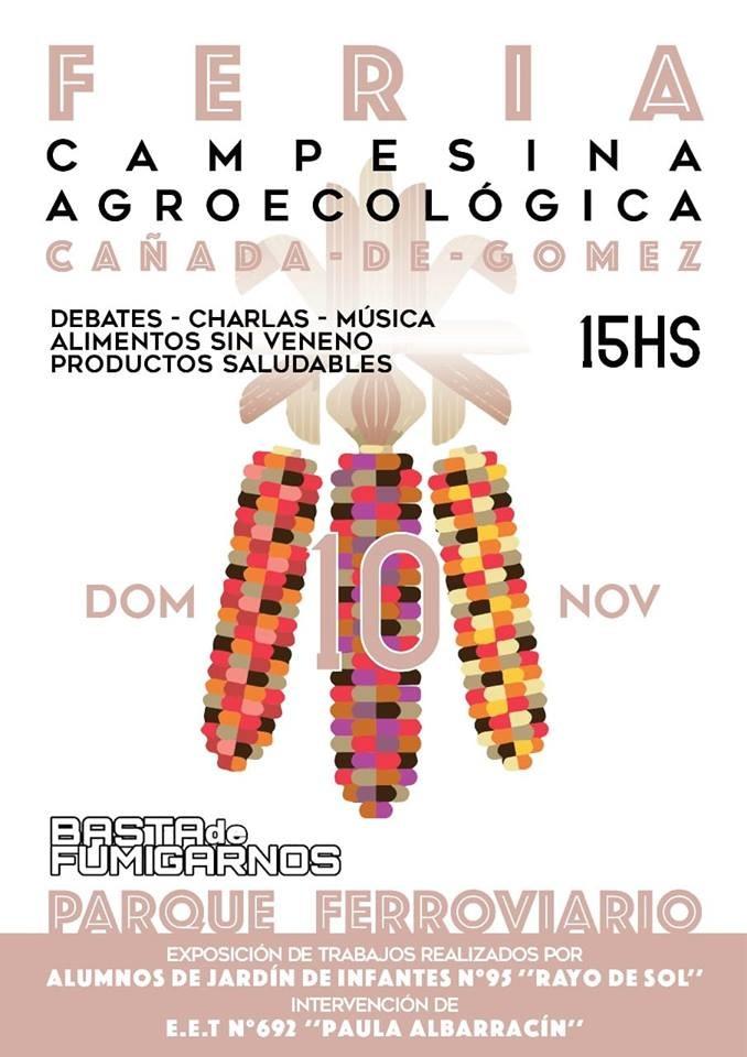 Nueva Feria Campesina Agroecológica