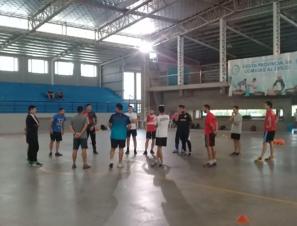 Futsal: Se juega la Copa de Selecciones de la Provincia de Santa Fe