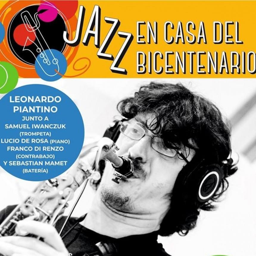 Noche de Jazz en Casa del Bicentenario