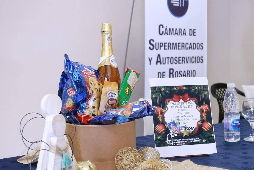 Supermercados de la región venderán la canasta navideña popular de la provincia