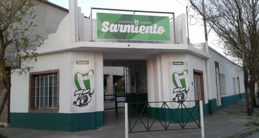 Se reanudan las actividades deportivas en el Club Sarmiento