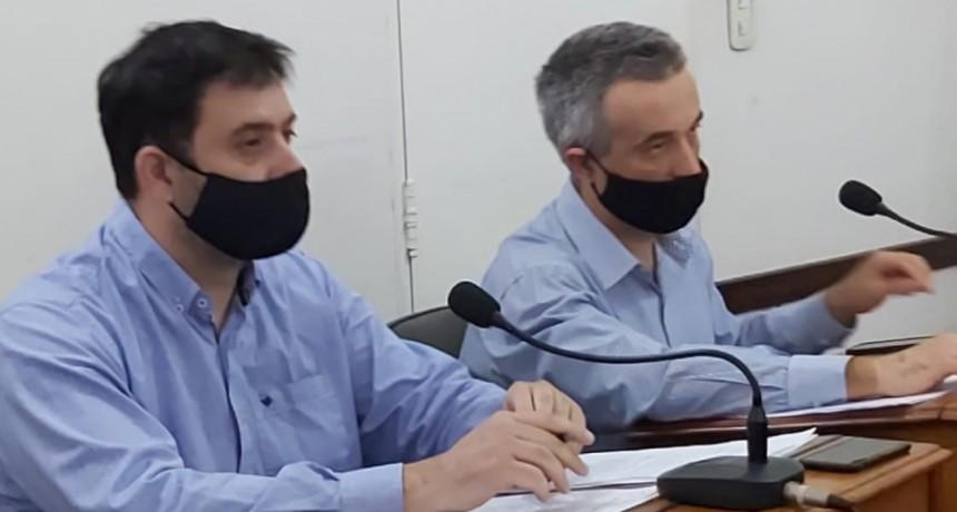 Pasó a comisión la creación de la Secretaría Municipal de Salud