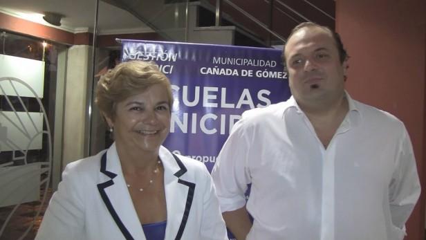 Reconocimiento de la intendenta por los tres años de la orquesta municipal de tango