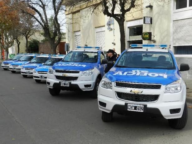 Tres detenidos al secuestrarles drogas