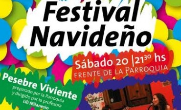 Totoras: Festival Navideño