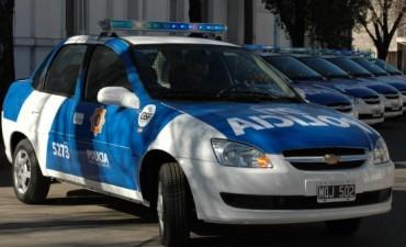 Operativos de transito, procedimiento por drogas, robo con lesionada por arma blanca