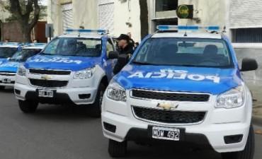 Fue detenido el jóven sindicado como el autor de los robos del fin de semana