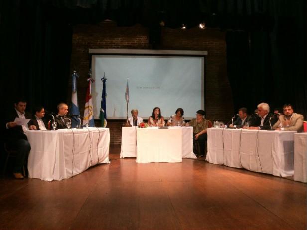 Asumieron los concejales Carina Mozzoni, Diego Diaz Patrón, Luciano Travaglino y Juan Carlos Tocalli