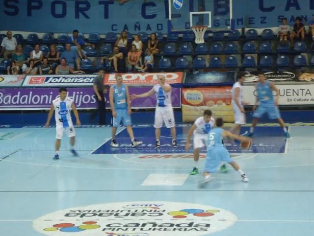 El Celeste sigue cosechando triunfos en la Liga Provincial de Basquet