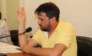 Diáz Patrón pidió por las conexiones de la red cloacal en Barrio Quique